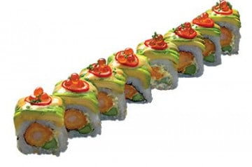 Les signature rolls de Sushi Shop, vous connaissez ?