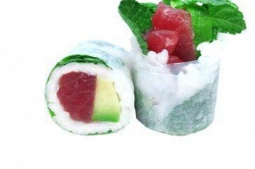 Les Spring roll Nikki Sushi