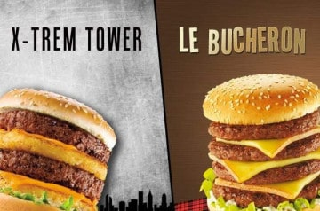 Les Very Big Burger de retours chez Speed Burger