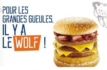 Les Very Big Burgers de Speed Burger