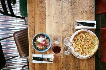 Little Nonna à Paris, une pizzéria 100 % sans gluten
