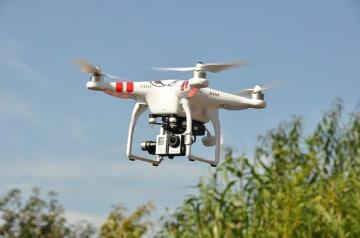 Livrer des pizzas par drone, le projet de Domino's Pizza