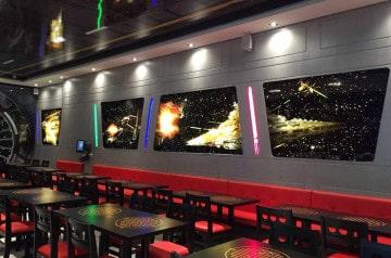 Manger dans un resto Star Wars, ça vous dit ?