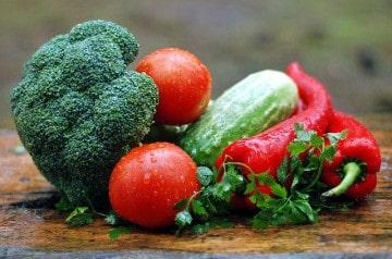 Manger des légumes, l'astuce anti-stress