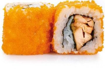 Mango Masago au Eat Sushi Drive