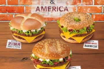 Mc Donald's dévoile 4 nouveaux burgers