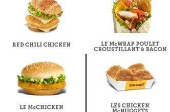 Mc Donald's prépare son poulet