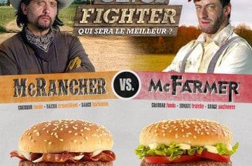 McFarmer, McRancher et McTimber de Mc Donald's