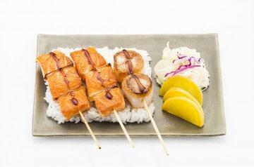 Menus pour midi chez Matsuri