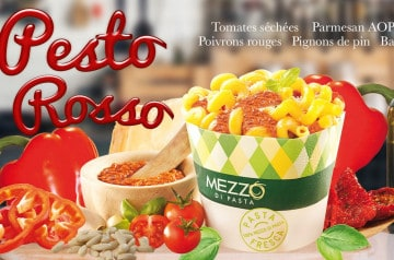 Mezzo di Pasta : le point sur sa carte 2019