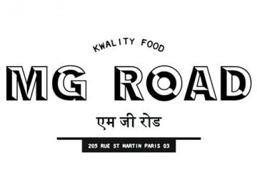 MG Road, nouvelle adresse indienne à Paris