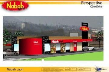 Nabab Kebab au drive
