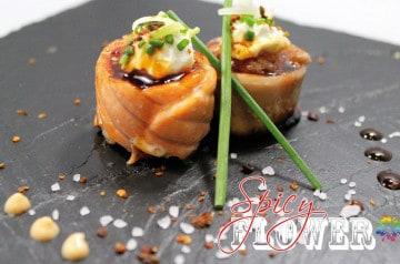 Nina Sushi : vos couleurs préférées en sushis