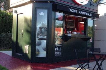Nouveau Kiosque à Pizzas St Etienne au Mont