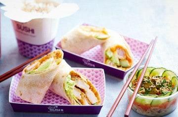 Nouveautés de la carte hiver 2015 Eat Sushi