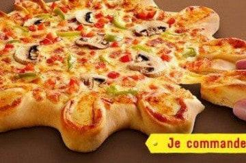 Nouvelle pâte à pizza chez Pizza Hut