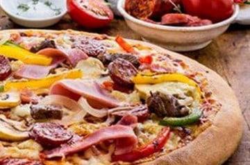 Nouvelle pizza et nouveaux desserts chez Speed Rabbit Pizza