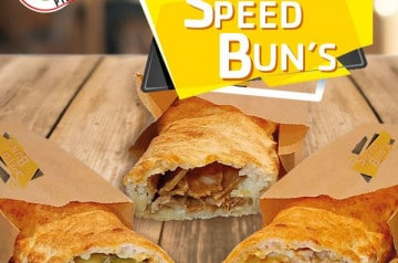 Novembre 2019 : les nouveautés Speed Rabbit Pizza