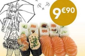 O'Sushi lance Akiko, son offre d'octobre