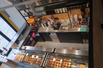 Orléans a accueilli son premier Columbus café