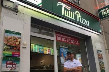 Ouverture de deux nouveaux restaurants Tutti Pizza
