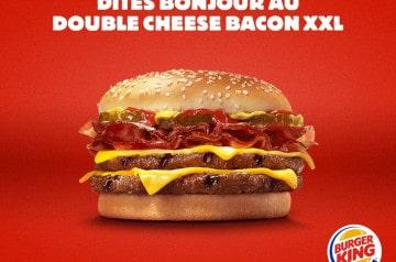 Ouverture du premier Burger King à Amiens