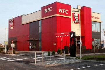 Ouverture KFC Jouy-aux-Arches Metz