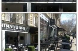 Ouverture Nina Sushi Paris 17ème