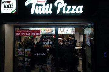 Ouverture Tutti Pizza Chemille