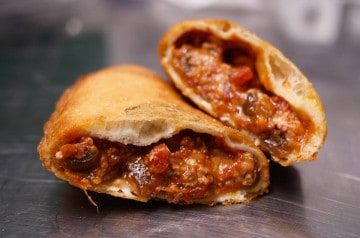 Pancia, incontournable pour goûter aux panzerotti