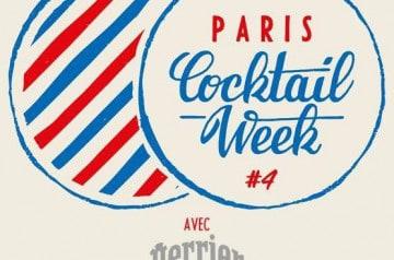 Paris Cocktail Week, du 20 au 27 janvier 2018