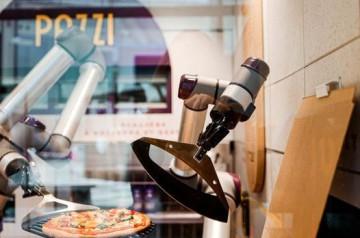 Pazzi, la première pizzeria robotisée et c'est en France