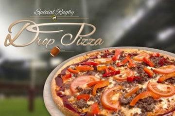 Pizza et Tournoi des 6 nations : Speed Rabbit Pizza