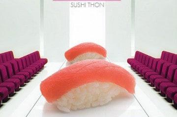 Planet Sushi participe au Fashion Week