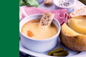 Pommes de terre et viandes françaises chez la Pataterie