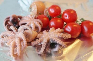 Poulpes et calamars: et si on les grillait cet été ?