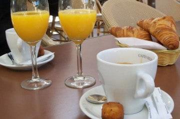 Prenez votre petit-déjeuner !