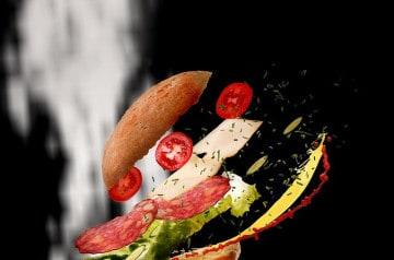 Préparer un sandwich en 6 secondes, c'est possible !