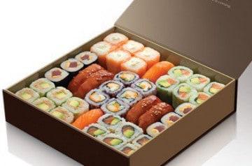 Promotions pour l'été chez Sushi Shop