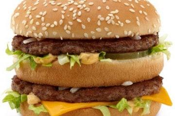 Quand le Big Mac se transforme en sushi