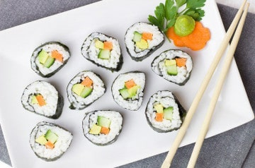Quand votre Instagram vous fait gagner des sushis gratuits