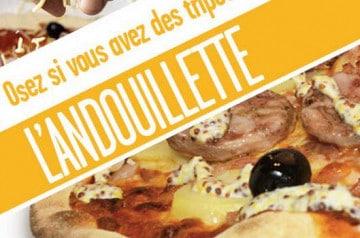 Que contient cette pizza signée Le Kiosque à Pizzas ?