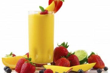 Rainbow juice : faites le plein de vitamines