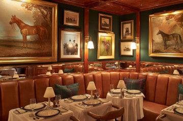 Ralph Lauren ouvre un restaurant à burgers à New York