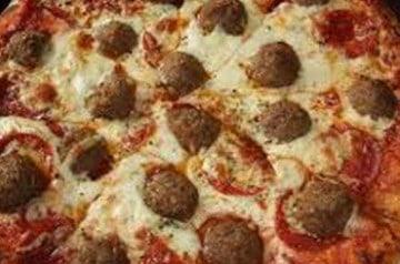 Recettes de pizzas à base de sauce tomate chez Pizza Service
