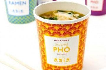 Réchauffez-vous le palais avec les soupes Jour