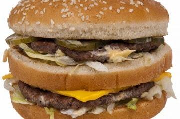 Record: 30 000 Big Mac au compteur d'un Américain