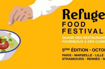 Refugee Food Festival 2020 : une édition 100% française