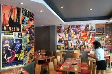 Réouverture du restaurant La Piazza Papa de Toulouse centre