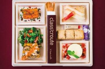 Repas d'automne chez Class'croute
